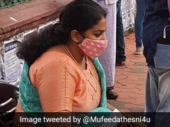 Kerala Left Leader's Daughter Says Parents Kidnapped Baby, Protests At Secretariat