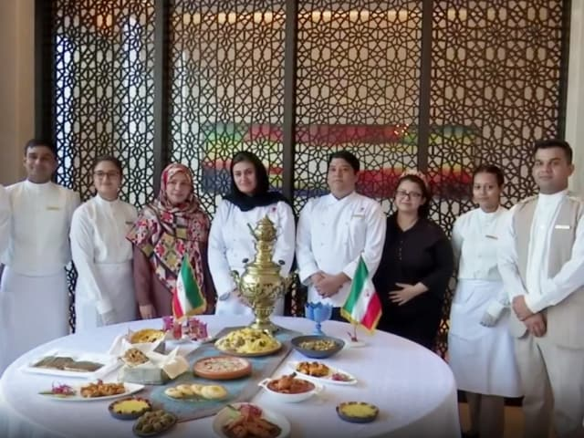Video : Iranian Food Festival In Hyderabad Offers Mouth-Watering Delicacies