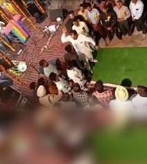 Watch: Punjab Congress MLA Slaps Man Who Asks, 'What Work Have You Done?'