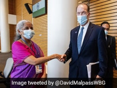 World Bank Chief Lauds India's Successful COVID-19 Vaccination Campaign