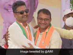 Madhya Pradesh Congress MLA Joins BJP Ahead Of Khandwa Lok Sabha Bypoll