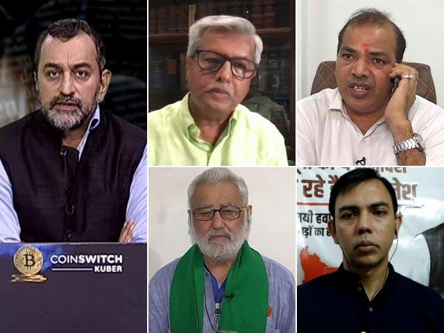 "Video : Yogi <i>Sarkar</i>'s ""Illegal"" Clampdown On Opposition?"