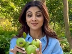 Shilpa Shetty's Sunday Was Made Special By This Fruit