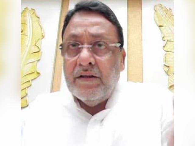 "Video : ""Anti-Drugs Bureau Let 3 People Go"": Maharashtra Minister Releases Videos"