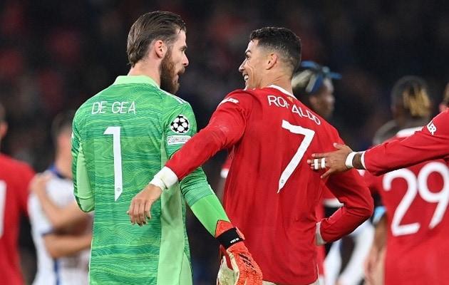 CL: Cristiano Ronaldo Saves Man United Again As Chelsea, Bayern Cruise