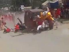 Chhattisgarh CM Announces Rs 50 Lakh Aid For Family Of Car Accident Victim