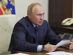 Vladimir Putin Says Russia Aiming To Be Carbon Neutral By 2060