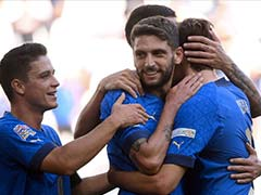 Italy Beat Belgium To Finish Third In Nations League