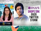 Video : BYJU's Drops Shah Rukh Khan After Twitter Storm Over Aryan Khan's Arrest In Drugs Case