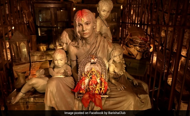 Bengal Awards For Durga Pujas Themed On Citizenship Row, Farmer Protests