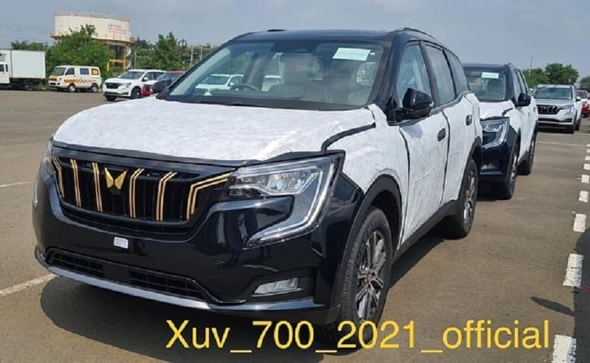 The Mahindra XUV700 Javelin Edition for the two gold medallists come with special styling elements