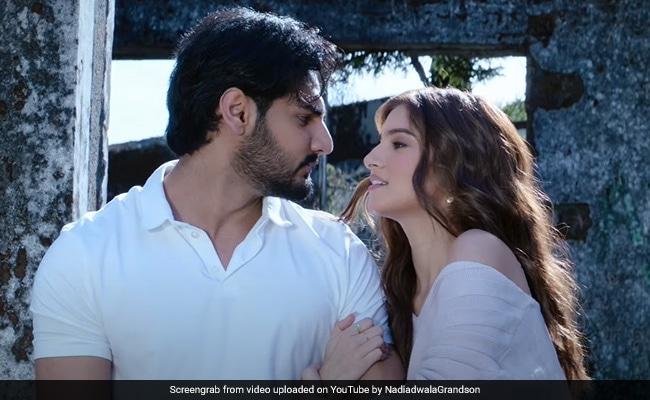 "Tadap Trailer: Ahan Shetty And Tara Sutaria Promise ""A Tale Of Raging Love"""