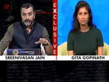 Video : India's Vaccination Success One Of The Reasons Behind 9.5% Growth Forecast: IMF's Gita Gopinath