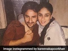 Saif Ali Khan And Kareena Kapoor's Adorable Throwback Photo Included Chic Ethnic Wear Even Back Then
