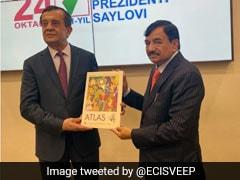 Poll Body Chief Visits Uzbekistan As International Observer For Presidential Polls