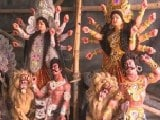 Video : Durga Puja 2021: Organisers Ease Curbs, With Limit On Public Entry