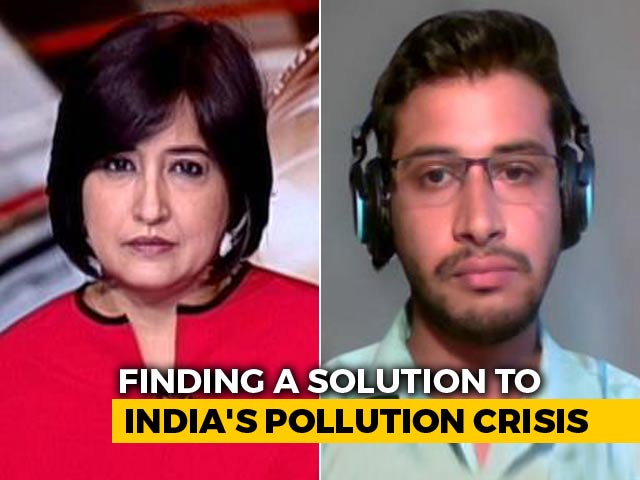 Video : Delhi Entrepreneur, Who Won Earthshot Environment Prize, Talks About Pollution Crisis