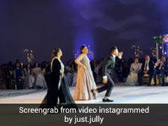 Watch: Groom's Dance With Mom, Mom-In-Law Is The Sweetest Thing You'll See Today