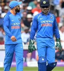 Virat Kohli 'Absolutely Delighted' To Have MS Dhoni As Mentor For T20 WC