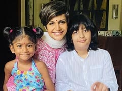 """Mandira Bedi's Children Are Her """"Reason To Carry On And Live"""" After Husband Raj Kaushal's Death"""