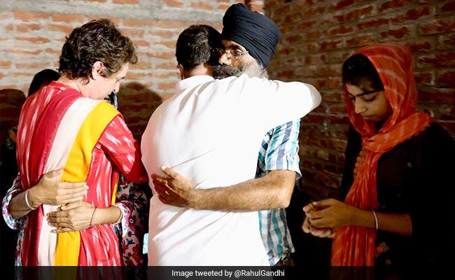 'No Justice For Common People': Priyanka Gandhi Vadra Slams Centre On UP Violence