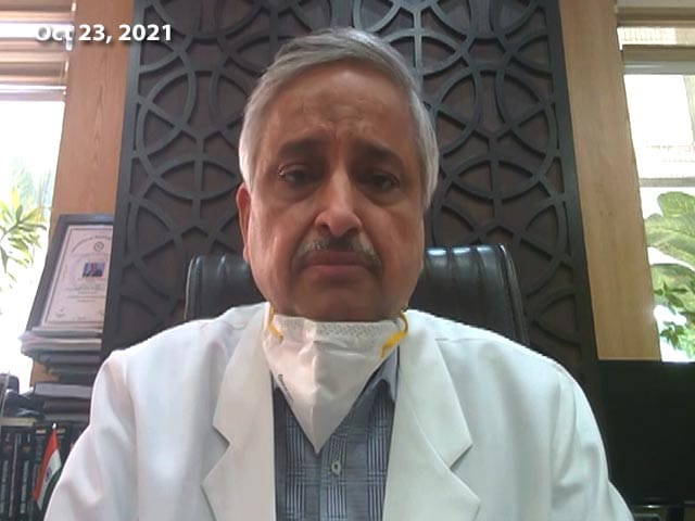 """Video : """"Can Look At Covid Vaccine Boosters Next Year"""": AIIMS Chief To NDTV"""