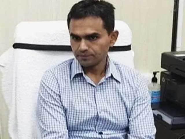 "Video : Aryan Khan Case Officer Alleges Targeted Over ""Dead Mother, Her Religion"""