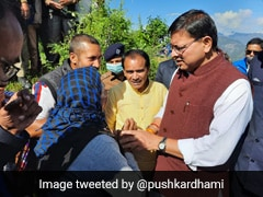 Uttarakhand Chief Minister To Donate Month's Salary For Relief Work