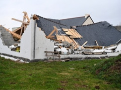 Trees Uprooted, Homes Without Power: Europe Reels From Aurore Storm