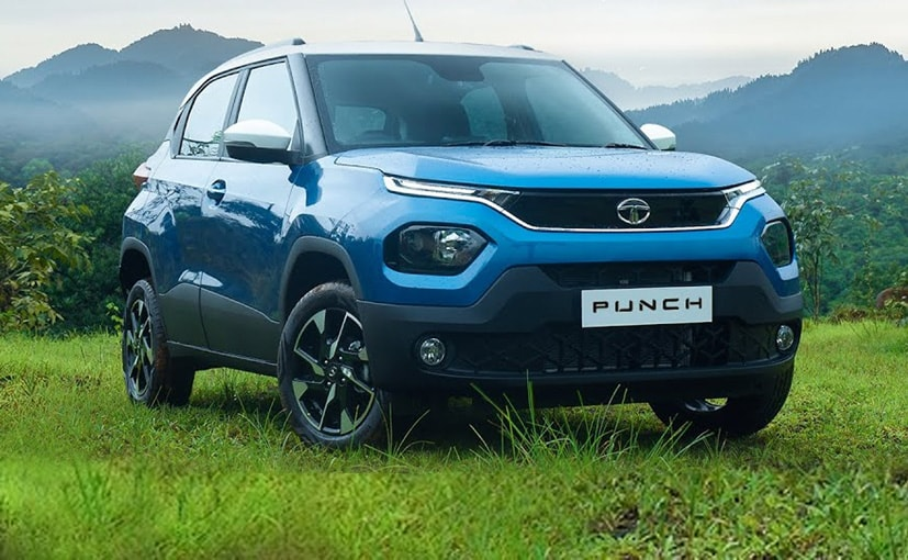 Tata Punch Bookings To Begin On October 4, 2021