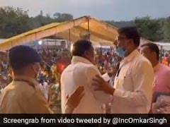 Madhya Pradesh Congress MLA Loses Cool For Not Being Allowed To Speak In Governor's Presence