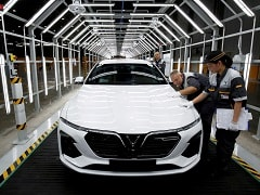 Vietnam Carmaker Vinfast Eyes Start Of U.S. Deliveries In Late 2022, Says CEO