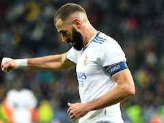 Champions League: Karim Benzema Scores In Real Madrid's 5-0 Rout Of Shakhtar Donetsk On Eve Of His Trial