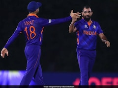 """Virender Sehwag Slams """"Online Attack"""" On Mohammed Shami After India's Defeat To Pakistan"""