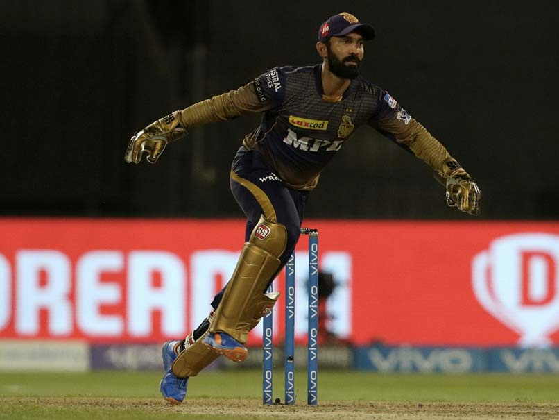 Dinesh Karthik Reprimanded For Breaching IPL Code Of Conduct