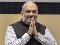 Amit Shah Attends BJP War Room Meeting On Upcoming Assembly Polls