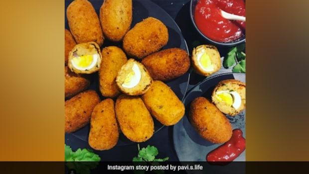 Egg Cutlet Recipe - A Yummy South Indian Snack Perfect For Teatime
