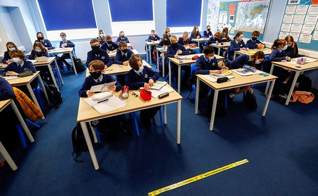 British Schools Reopening Cause Covid Cases To Rise Among Children: Study