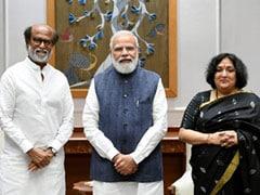 Rajinikanth Calls On President, PM After Winning Dadasaheb Phalke Award