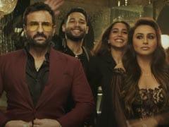 <i>Bunty Aur Babli </i> Teaser: It's Saif Ali Khan-Rani Mukerji Vs  Siddhant Chaturvedi-Sharvari