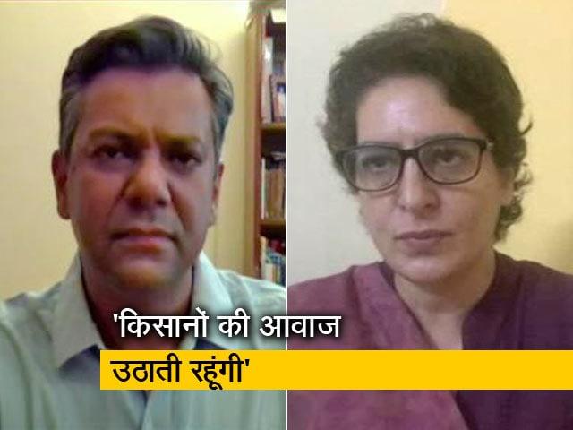 Videos : एक्सक्लूसिव : प्रियंका गांधी का PM मोदी से सवाल, क्या आप लखीमपुर खीरी जाएंगे?