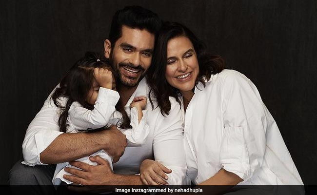 Neha Dhupia Goes 'Oh Boy' In Her First Post After Birth Of Son