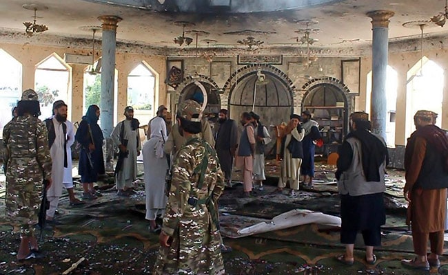 Suicide Bomber Attack On Afghan Mosque 'Enormous Tragedy': US