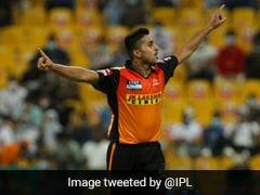 """Proper Bowler"": Twitter Reacts As Umran Malik Bowls Fastest Delivery Of IPL 2021"