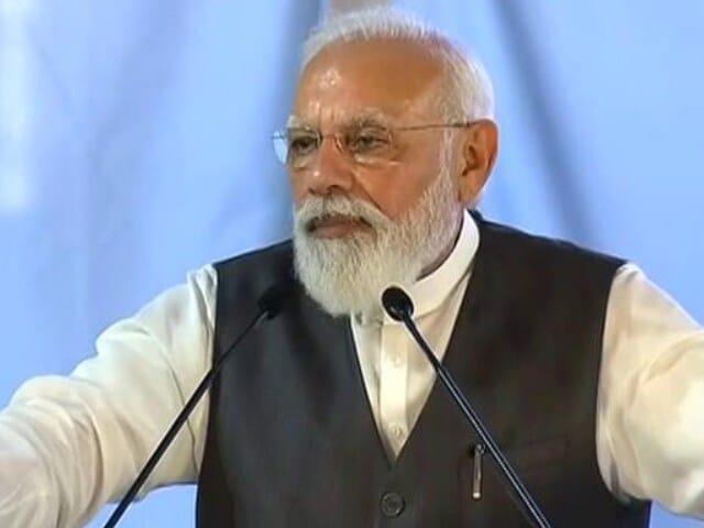 Video : Will Cross 100-Crore Vaccine Mark Soon, CoWIN Platform Leading World: PM Modi