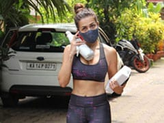 Malaika Arora's Monochrome Style Is The Only Fitness Motivation We Need Today