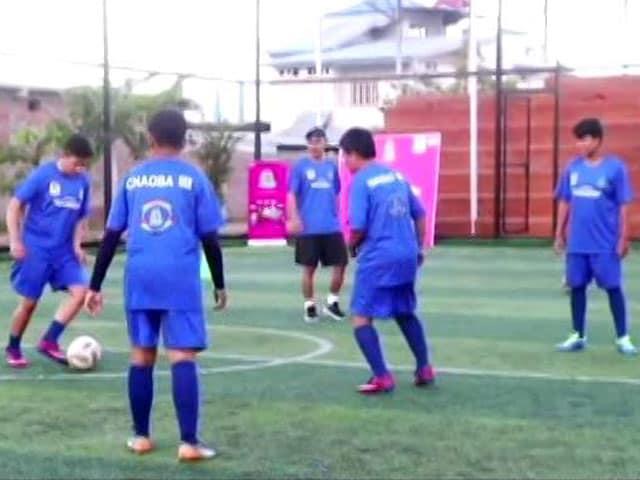 Video : Meet India's First Transgender Football Team