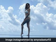 Amyra Dastur's Maldives Diaries Is A Stylish Tale Of Her Very Many Bikinis