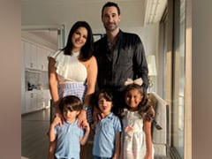 """""""You're An Amazing Man, Father And Lover"""": Sunny Leone's Special Birthday Post For Husband Daniel Weber"""