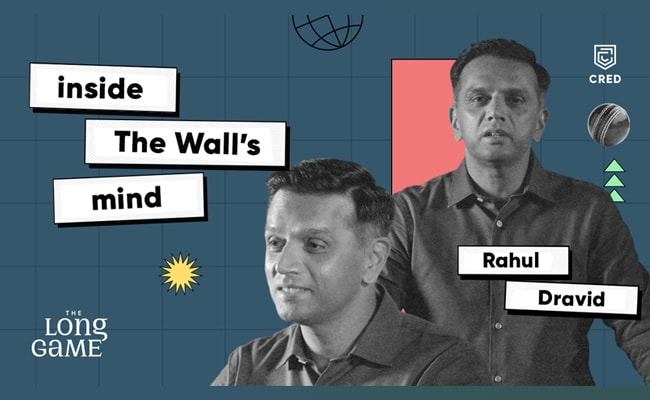 The Long Game Episode 2: Dravid Talks About His Learnings From Cricket